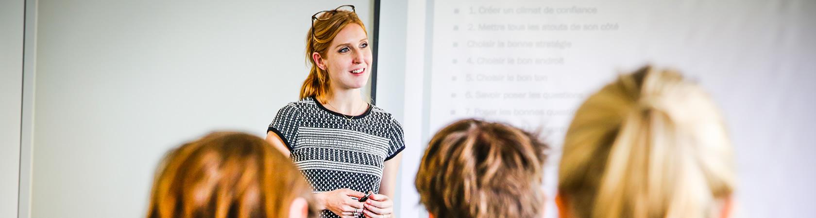 Ecole de communication EFAP - Devenir intervenant ou partenaire