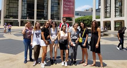 EFAP New York & NYIT Partnership - Summer Academy