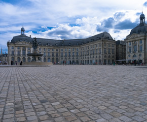 The Place de la Bourse