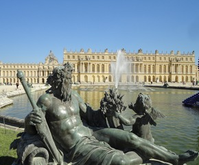 Visit of the Chateau de Versailles