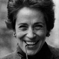Françoise GIROUD - Parrain école de Communication EFAP Paris 1992