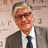 Maurice LÉVY - Parrain école de Communication EFAP Paris 2018