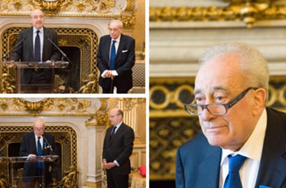 Actu EFAP - Récompense officielle : Le fondateur du Groupe EDH reçoit l'Ordre National du Mérite