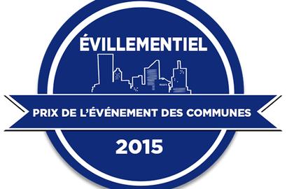 Actu EFAP - Prix Evillementiel 2015, c'est parti!