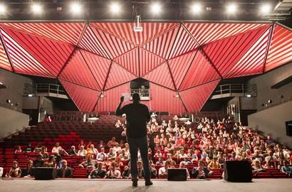Actu EFAP - Un stage mêlant communication et musique