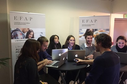 Actu EFAP - Julie, ambassadrice de l'EFAP