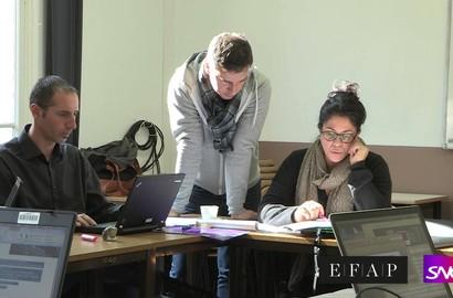 Actu EFAP - Une formation unique pour les salariés de la SNCF
