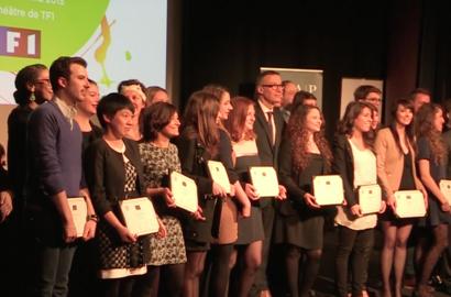 Actu EFAP - Remise de diplômes des MBA Spécialisés - Promotion 2014