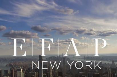 Actu EFAP - Décrocher son diplôme à l'EFAP New York