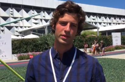 Actu EFAP - Partenaire #VINEXPO2015 - Rencontre avec Antoine, étudiant en 4e année de l'EFAP en stage