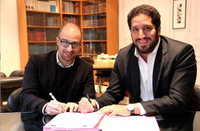 Actu EFAP - Partenariat EFAP / Berghs School of Communication en Suède