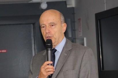 Actu EFAP - Rentrée officielle de l'EFAP Bordeaux en présence de Monsieur Alain Juppé