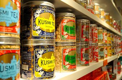 """Actu EFAP - Etude de cas """"Kusmi Tea"""" : défi relevé avec brio!"""