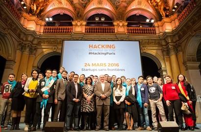 Actu EFAP - EFAP Partenaire du Hacking de l'Hôtel de Ville 2016