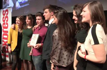 Actu EFAP - L'EFAP sur le podium du Défi L'Express Grandes Ecoles 2016!