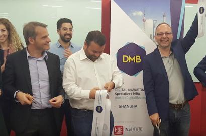 Actu EFAP - #MBADMB, partenaire de la French Tech de Shanghai