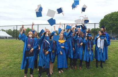 Actu EFAP - Cérémonie de remise de diplômes à New York