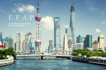 Actu EFAP - L'EFAP ouvre à Shanghai!