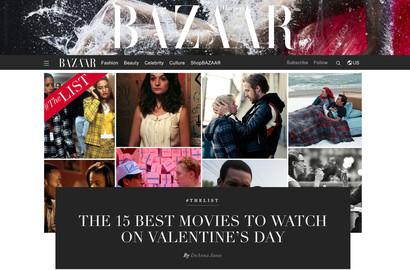 Actu EFAP - Stage chez Harper's Bazaar, magazine de mode américain