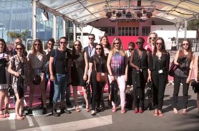 Actu EFAP - EFAP Cannes - Les Efapiens en direct de la Croisette!