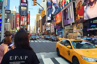 Actu EFAP - Travailler aux USA avec l'EFAP New York
