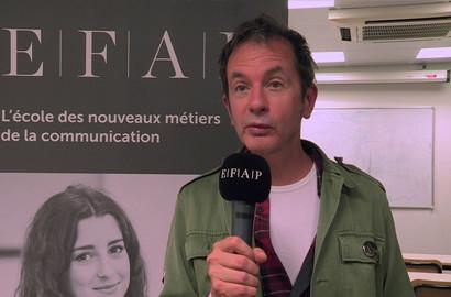 Actu EFAP - L'agence de publicité BETC à l'EFAP!