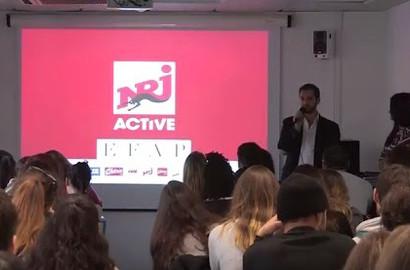 Actu EFAP - Compétition d'agences avec NRJ Active