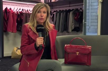 Actu EFAP - Maison haute couture BAUDE : le luxe à la française
