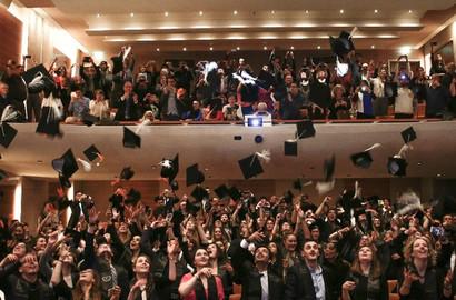 Actu EFAP - Remise de Diplômes des MBA Spécialisés, Promotion 2016