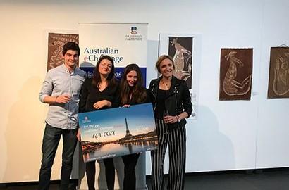 """Actu EFAP - L'EFAP sur le podium de """"l'Australian eChallenge""""!"""