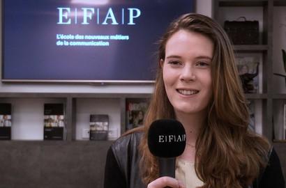 Actu EFAP - Les projets entrepreuneuriaux à l'EFAP