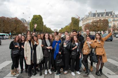 """Actu EFAP - Une rentrée """"Luxe"""" à l'EFAP : entre Paris et Shanghai!"""