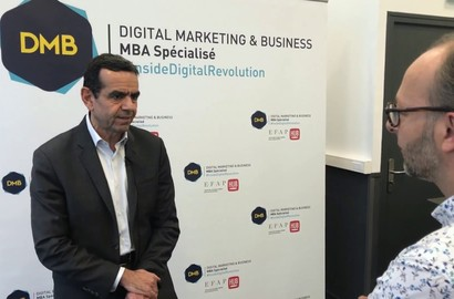 Actu EFAP - La transformation digitale chez BFM BUSINESS