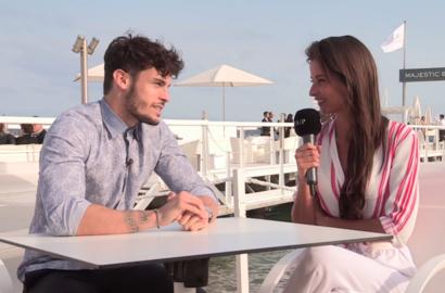Actu EFAP - EFAP Cannes - Rencontre avec le mannequin Baptiste Giabiconi
