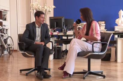Actu EFAP - EFAP Cannes - Rencontre avec le Maire de Cannes