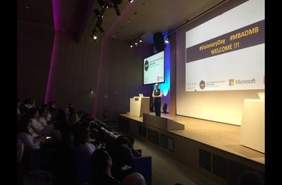 """Actu EFAP - Masterclass """"Les tendances digitales"""" chez Microsoft France"""
