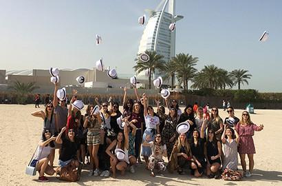 Actu EFAP - À la découverte du luxe au Moyen Orient
