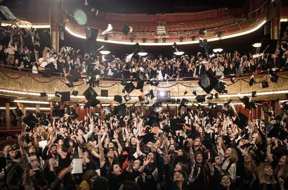 Actu EFAP - Remise de diplômes des MBA Spécialisés, Promotion 2017