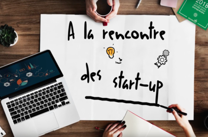 Actu EFAP - Rencontres étudiants / entreprises au sein d'un incubateur