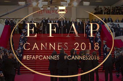 Actu EFAP - EFAP Cannes - Suivez les étudiants en direct de la Croisette!