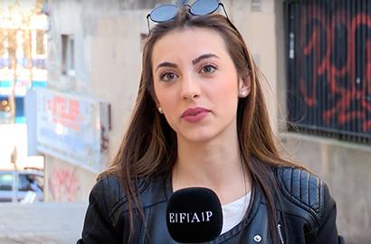 Actu EFAP - EFAP Cannes - Valeria s'envole pour le Festival de Cannes!