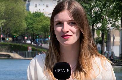 Actu EFAP - EFAP Cannes - Louise s'envole pour le Festival de Cannes!
