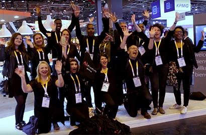 Actu EFAP - L'EFAP au salon Viva Technology 2018, le RDV mondial de l'innovation!