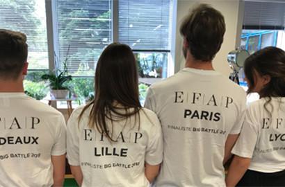 """Actu EFAP - La """"Big Battle"""" : compétition nationale de l'EFAP - Edition 2018"""