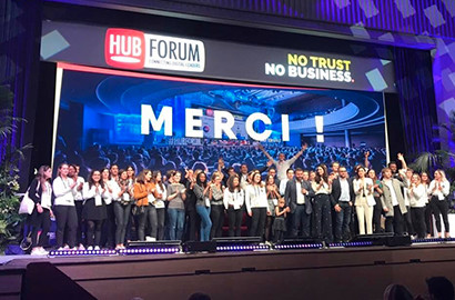 Actu EFAP - Immersion digitale au HUBFORUM !