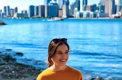 Actu EFAP - Choisir de faire ses études de communication à l'étranger : le parcours de Laura
