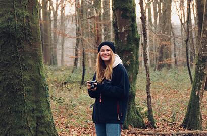 Actu EFAP - Manon nous raconte sa vie d'étudiante à l'école de communication EFAP Lille