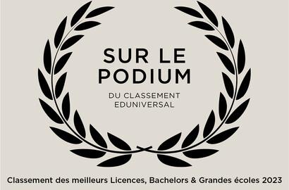 Actu EFAP - L'EFAP parmi les premières grandes écoles de communication