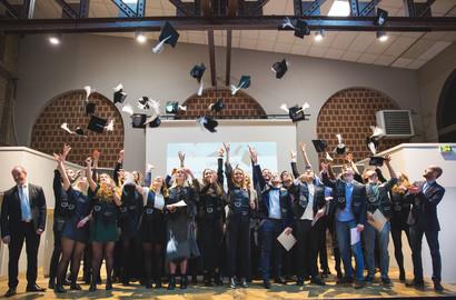 Actu EFAP - Remise de diplômes - EFAP Lille, Promotion 2018