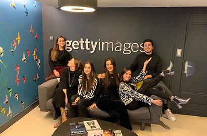 Actu EFAP - Développer la stratégie de communication de Getty Images